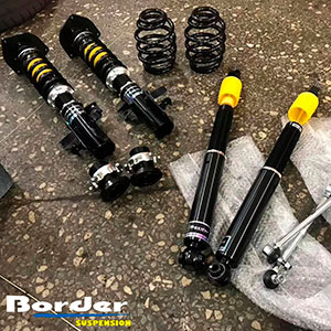 Border Coilovers, full set for Ford Focus MK4