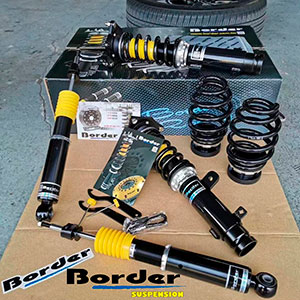 Border Coilovers, full set for Honda CR-V 5