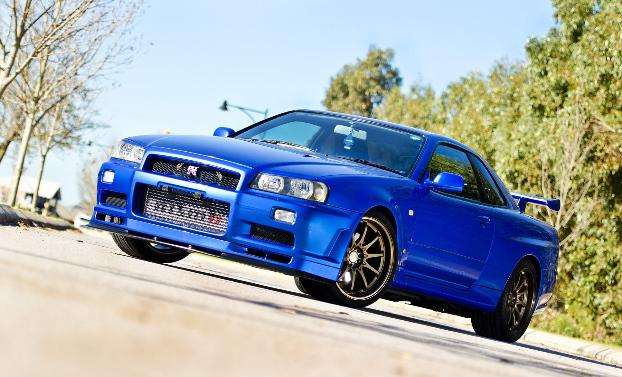 Chassis enhancements for Nissan Skyline GTR R33 R34 from Hardrace