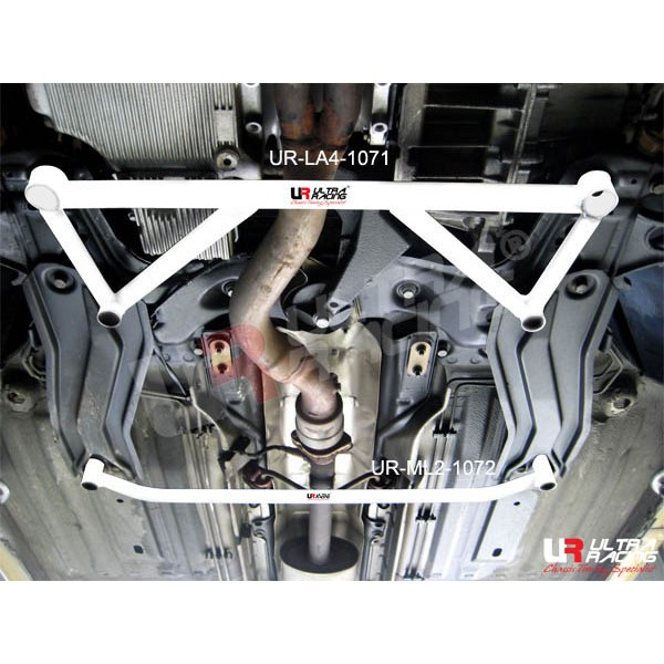 Alfa Romeo Spider GTV Front Lower Bar from Ultra Racing