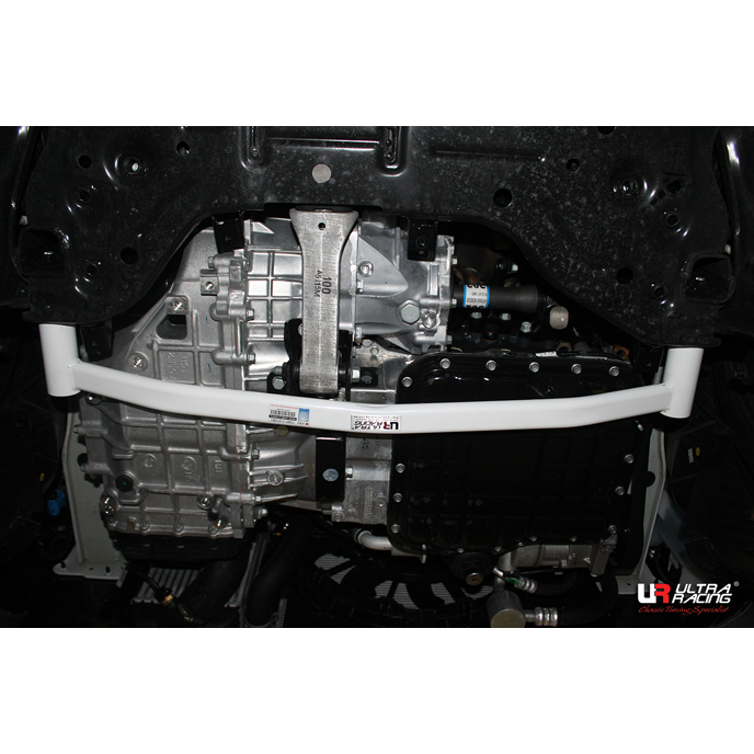 Front Lower Bar from Ultra Racing for Kia Sportage QL 4-gen 2016-