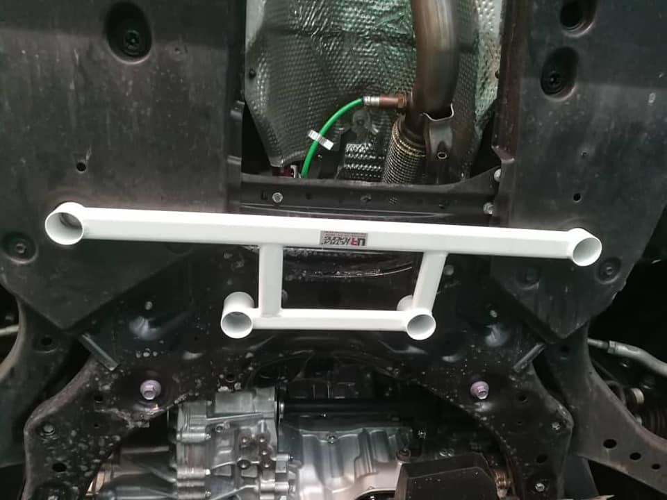 Toyota Camry XV70 Front Lower Bar from Ultra Racing